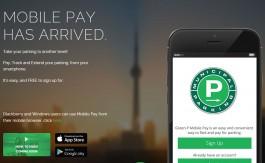 Green P Parking App
