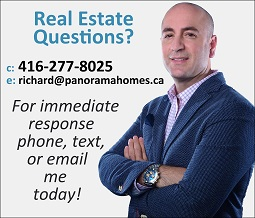 Real Estate Questions? Contact Richard